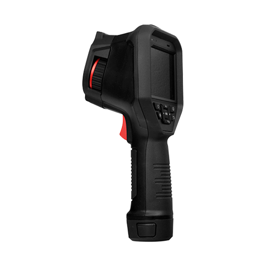 Portable thermal imager
