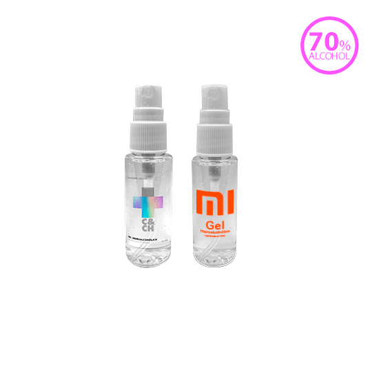 Gel spray de poche 30 ml