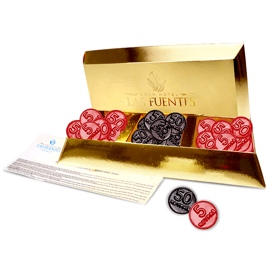 3 candies varieties ingot