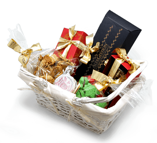 Christmas small basket