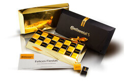 Chocolates Customized and Advertising